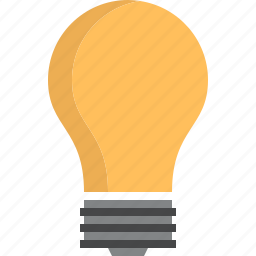 bulb, concept, creative, creativity, design, discover, electric, electricity, energy, idea, innovation, inspiration, lamp, light, lightbulb, process, smart, solution, think icon