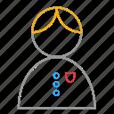 avatar, boy, male, student, user