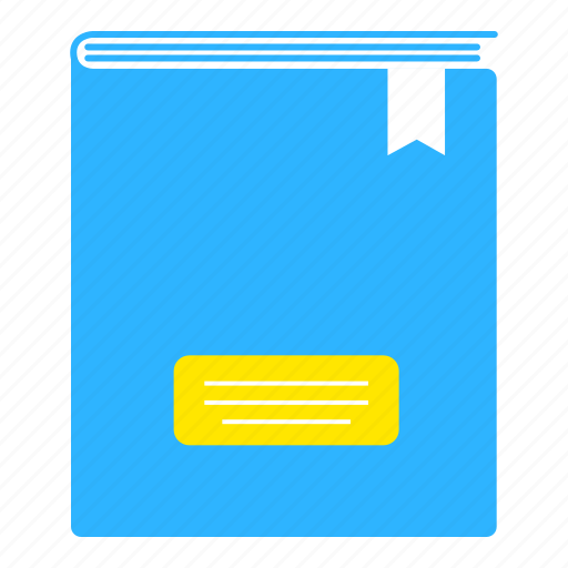 book, bookmark, education, knowledge, learning, reading, study icon