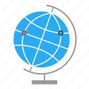 earth, global, globe, internet, network, web, world icon