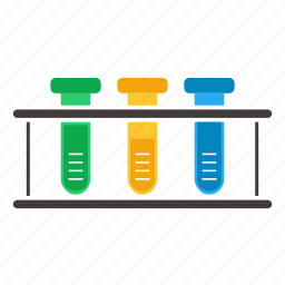 chemical, experiment, lab, laboratory, research, science, test tube icon