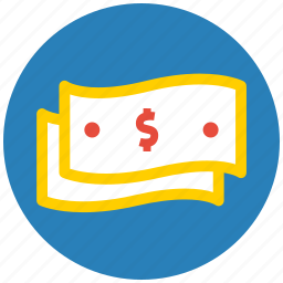 banking, cash, currency, loan, money, payment, shopping icon