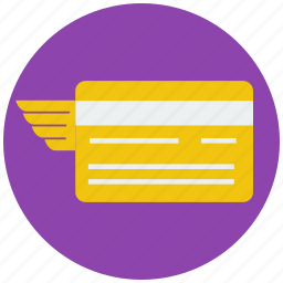 card, credit card, express, express card, gold card, shopping icon