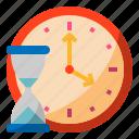 clock, creative, deadline, hourglass, time