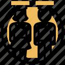 academic, employee, graduate, people, personnel icon