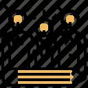 brainstorming, ideas, meeting, teamwork, training icon
