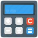 accounting, adding machine, calculator, estimator, financial icon