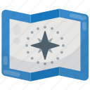 compass rose, geography, location tracking, map, navigation icon