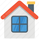 cabin, cottage, house, shack, villa icon