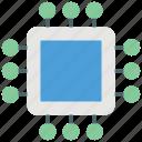 cpu chip, electronic, hardware, microprocessor, processor chip