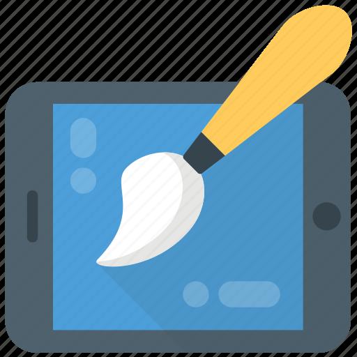api, front end development, mobile app development, mobile interface design, software development icon
