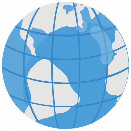 Earth, globe, planet, world map, worldwide icon - Download on Iconfinder