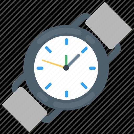 hand watch, timepiece, timer, watch, wristwatch icon