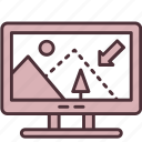 art, computer, design, digital, editing, image, photo icon