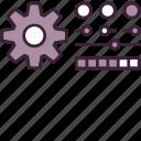 adjustment, configuration, control, gear, management, preferences, tweaking icon