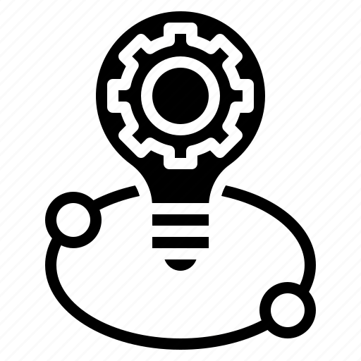 Cloud, data, gear, online, storage, ui icon - Download on Iconfinder