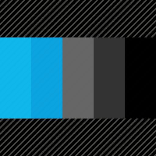 color, combination, multiple, palette icon