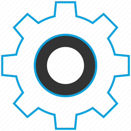 gear, options, setting, working icon