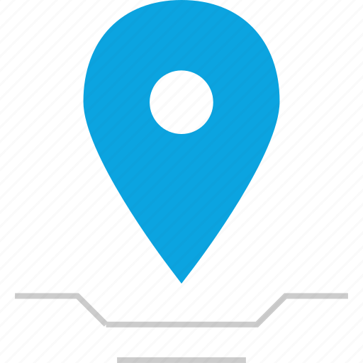 direciton, find, gps, location icon