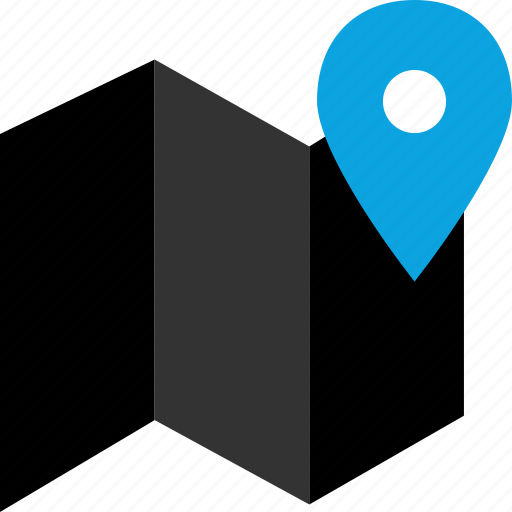 find, google, location, map icon