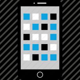 apps, development, ux, web icon