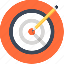 achievement, design, goal, strategy, success, target, workflow icon