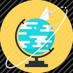 explore, geography, globe, map, navigation, travel, world icon