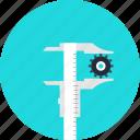 calipers, development, engineering, instrument, precision, ruler, tool, measurement