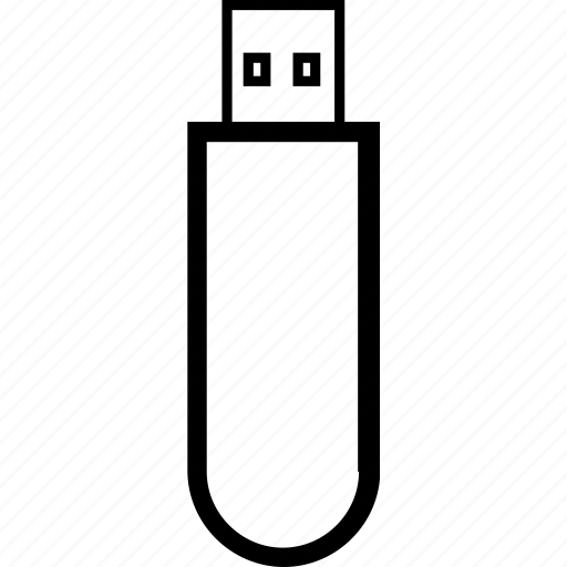drive, flash, memory, stick, storage, thumbdrive, usb icon