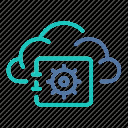 cloud, host, safe, server, storage, storing, vpn icon