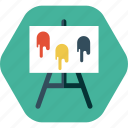 art, artist, canevas, creativity, design, painter, painting icon icon
