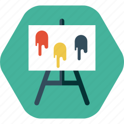 art, artist, canevas, creativity, design, painter, painting icon icon