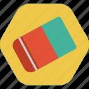 delete, design, design tool, erase, eraser, fix, remove icon icon