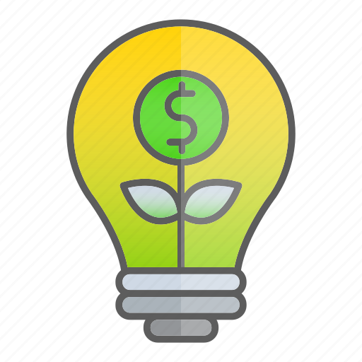 business, creativity, finance, idea, intelligence, invest icon