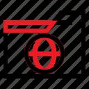document, file, folder, web icon