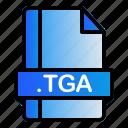 extension, file, format, tga