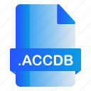 accdb, extension, file, format