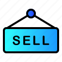 board, sell, shop, store icon