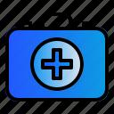 aid, first, health, kit