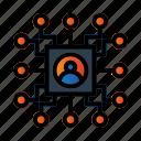 circuit, program algorithm, seo, user icon