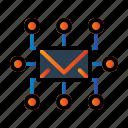 circuit, mail, seo, share