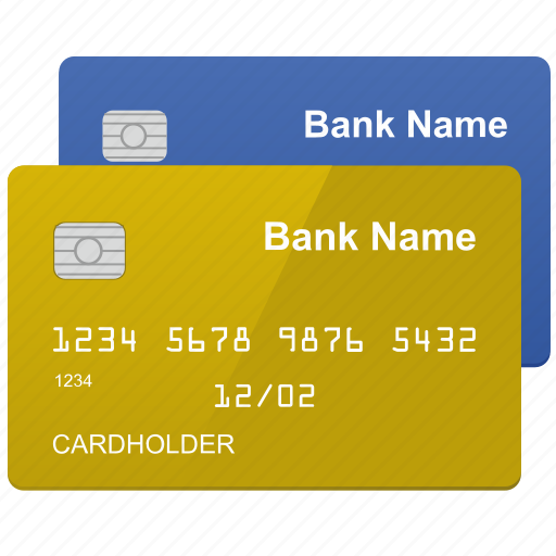bank, cards, credit icon