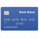 blue, title, chip, side, credit, inside, card
