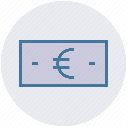 business, cash, currency, euro, investment, us euro icon