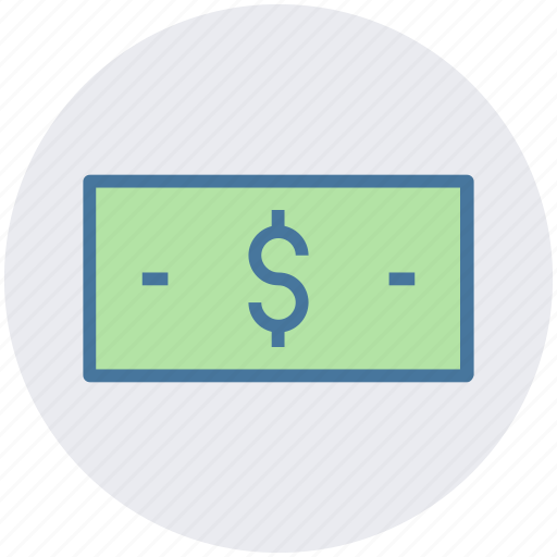 business, cash, currency, dollar, investment, us dollar icon