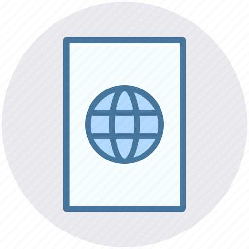 card, form, page, web, world, world page icon