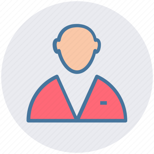 boss, employee, human, man, profile, user icon