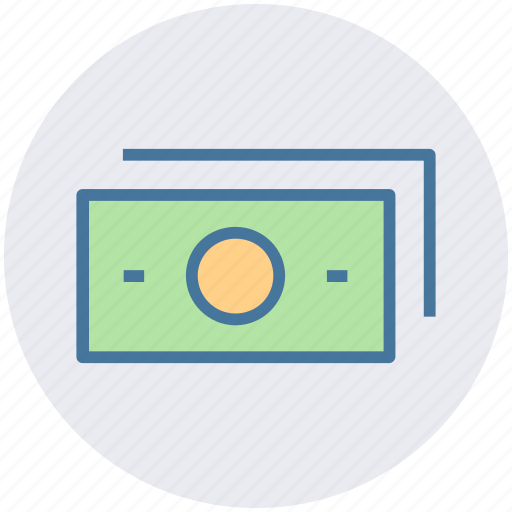 business, cash, currency, dollars, investment, us dollars icon