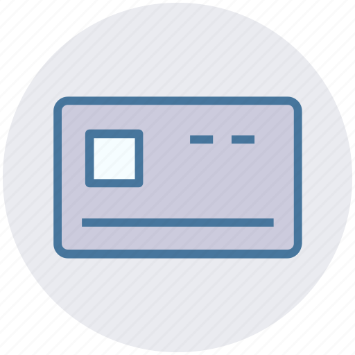 atm card, chip card, credit card, gift card, payment card, plastic card icon