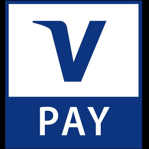 pay, visa icon